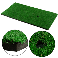 "2016 Hot Sale Backyard Golf Mat 60x30cm 12""x24"" Residential Training Hitting Pad Practice Rubber Tee Holder Drop Shipping (China (Mainland))"