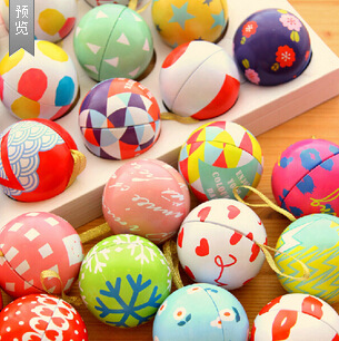 14pcs/lot Wholesale Happy Globe Chewing Gum Tin Box Various Colors Chocolate Case Jewelry Canister(China (Mainland))