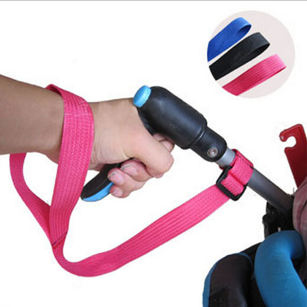 Baby Care trolley Stroller Safety Wrist Strap Wrist Band Stroller Accessories Anti-off with stroller VCH29 P