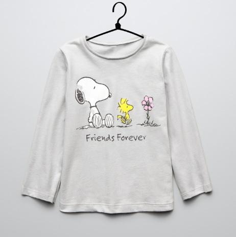 2013 girl tshirt long sleeve children's t-shirt sweatshirt baby t shirt kid tee jumper blouse frock M1713  -  Hooyi r Store store