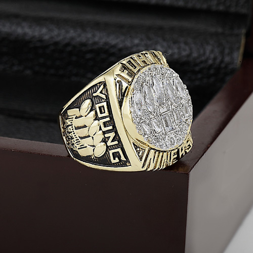 1994 San Francisco 49ers XXIX Super Bowl Football Championship Ring Size 10-13 With High Quality Wooden Box Fans Best Gift(China (Mainland))