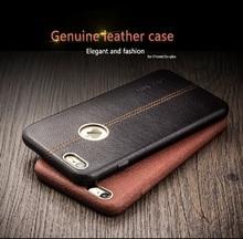 Qialino из натуральной кожи для iphone6 чехол для iphone 6 s чехол мода для iphone6 6 s плюс чехол 4.7 / 5.5 дюймов лучший телефон чехол
