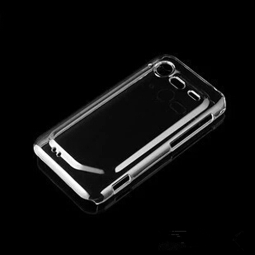 Transparent Hard Shell Case For HTC G11 Incredible S S710E Cover Original Phone Cases For HTC G11 Incredible S High Quality(China (Mainland))