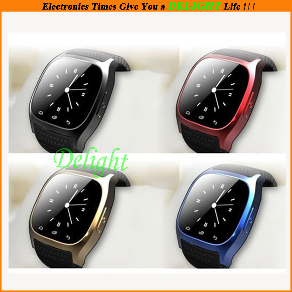 Touch Screen Wristwatch Mobile Phone Camera MP3 Stopwatch Android Anti-Lost Watch Bluetooth Cell (DL-W030) - Delight Technology Co., Ltd. store