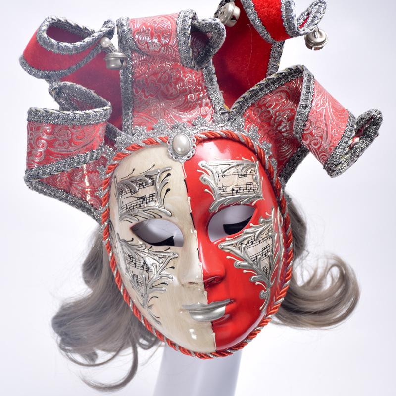 Masques de femelles Elli mousse masque en Latex