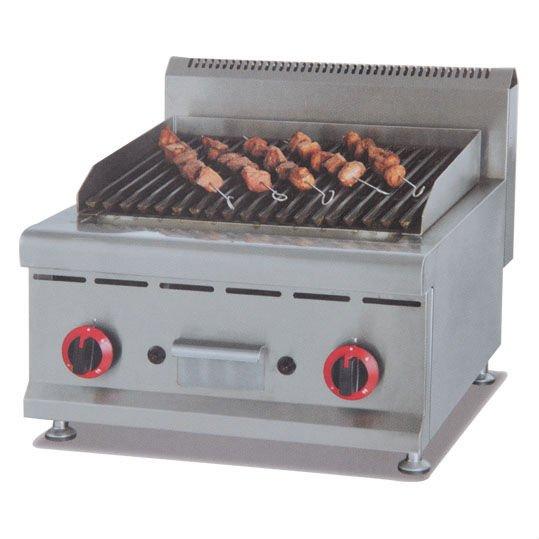 Grill para cocina a gas