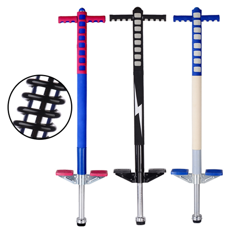 Top quality pogo stick children jumping bar dancing doll jumper bars of hop youth adult Bars outdoor sports for fitness(China (Mainland))