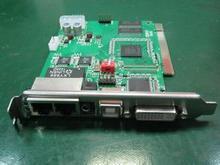 LED control system sending card Linsn TS802 TS802D 801 full clolor rgb 1280*1024 / 2048*640 pixel TS802D Syncronous sending card(China (Mainland))