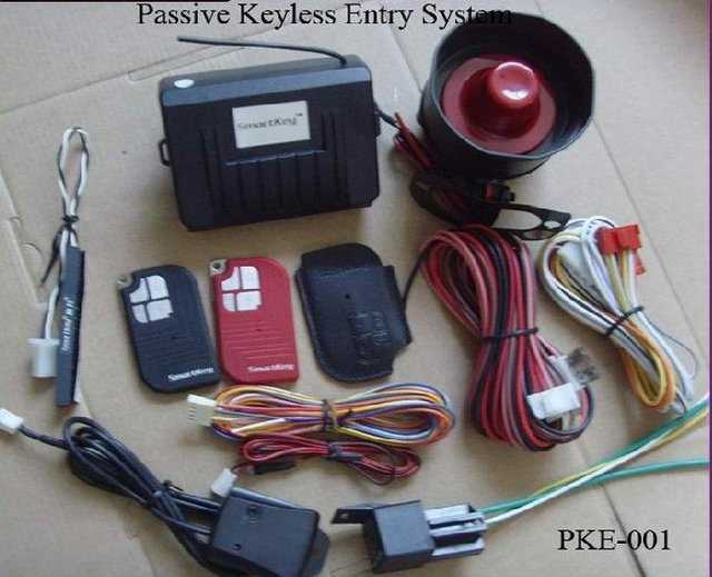 ( HOT SALE PKE001A ) RFID Keyless entry  System