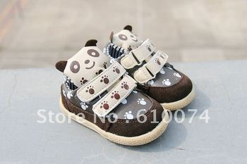 2012 Baby Toddler Shoes spring and autumn models male and female baby toddler shoes, sheepskin pcs5/lot