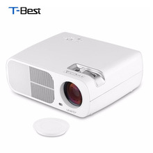 Uhappy BL20 Video LCD Projector Home Theater HDMI Projector 800x480 Resolution,2600 Lumen Projector With USB/HDMI/ATV/AV/VGA(China (Mainland))