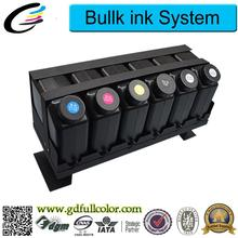 Roland Bulk ink System LEC-540 / LEC-300 / LEC-330 CISS System VersaUV Printer with Permanent Chip and 6L UV Ink