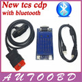 Gray interface TCS CDP With Bluetooth New vci new cdp quality A CDP Plus 2014 R2