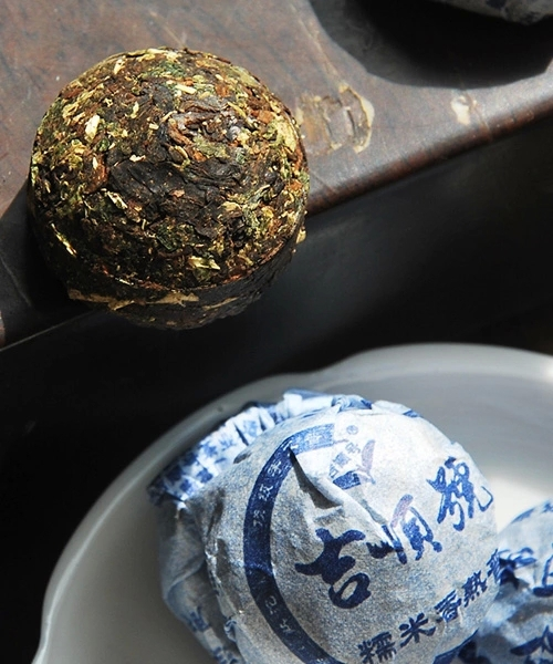 1 piece free shipping Flavor Pu er Pu erh tea Mini Yunnan Puer tea Chinese tea