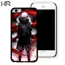 New Tokyo ghoul Anime Printed Mobile Phone Cases Cover For Iphone 4s 5s 5c 6S 6Plus Samsung S3 S4 S5 S6 S6edge S7 Meizu M2 note