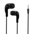Portable Mini Wired Headsets Earphones 3.5mm Microphone Hands Free Headphones For Samsung iPhone Tablet PC Music Stereo Headsets