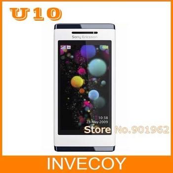 U10 Original Sony Ericsson Aino u10 Unlocked Mobile Phone 3G 8.1MP WIFI GPS U10 Bluetooth freeship