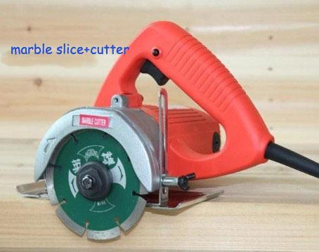 Freeshipping 1200w mini wood/marble saw machine cutter cutting machine/slicing machine