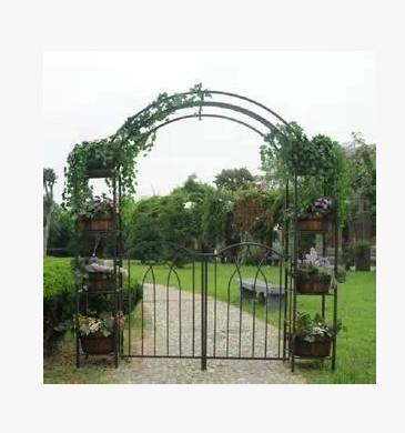 Forjado ferro jardim arcos ferro forjado suporte padr o - Archi per giardino ...