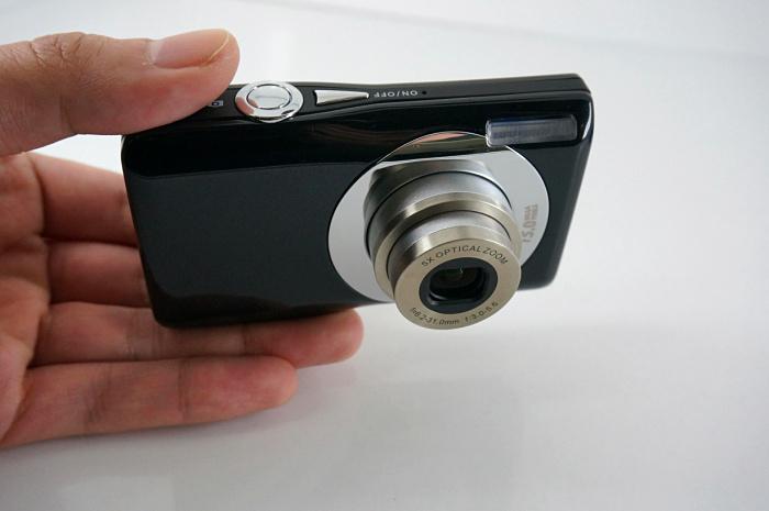 """10 Pcs/Lot, DHL Free Shipping 15Mp Max 9MP CMOS Sensor Digital Camera with 5X Optical Zoom 2.7"""" TFT Display Lithium Battery(China (Mainland))"""