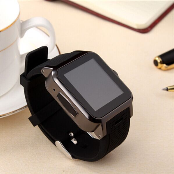 B15 1.5'' 240*240 Touch Screen Smart Watch with MTK6260A without SIM card+2.0mp cam+ bluetooth(China (Mainland))