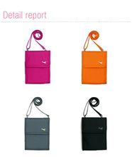 Popular Fashion Ladies girls Clutch Bag Lime Multifunctional Canvas Wallet Bag(China (Mainland))