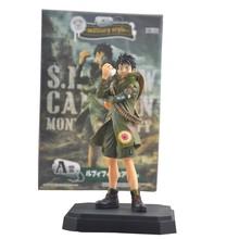 BANPRESTO The Grandline Men Japan Anime One Piece Monkey D Luffy Portgas D Ace Action Figure Onepiece PVC Figures