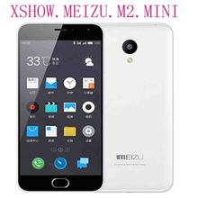 "100% Original Meizu M2 mini Mobile Phone 4G LTE Dual SIM MTK6735 Quad Core 1.3GHz 5.0""1280x720P 2GB RAM 16G ROM 13MP 2500mAh(China (Mainland))"