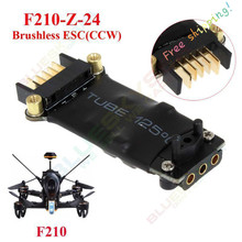 Free shipping!Walkera F210 FPV Drone Quadcopter Spare Parts Brushless F210-Z-24 New