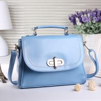 New Arrival women's handbag vintage women's summer small bags candy color cross-body shoulder bag brand design women purse