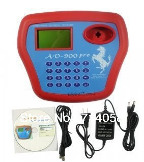 2013 DHL free shipping Factory wholesale price -- AD900 Pro Transponder Copier Newest AD900 Key Programmer(China (Mainland))