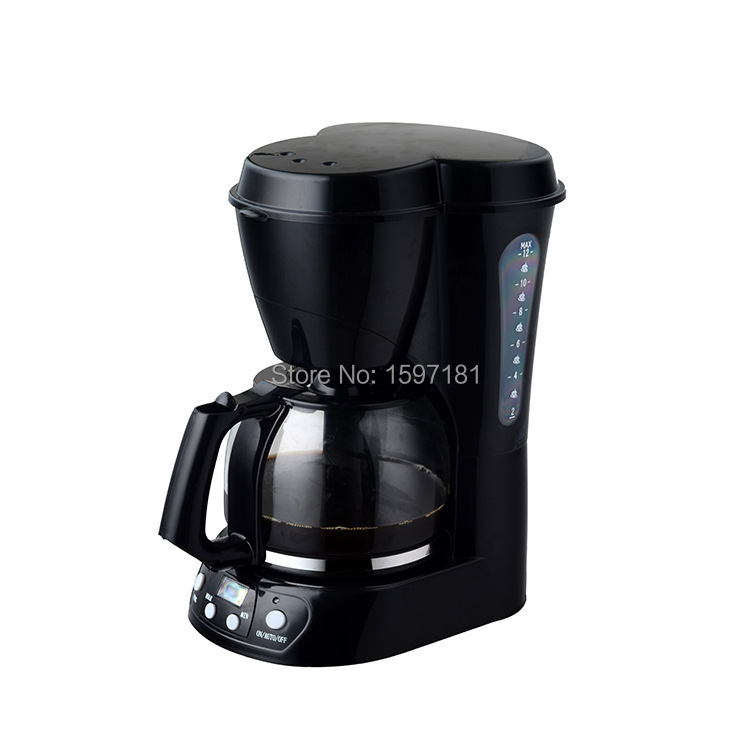 Best Coffee Maker Home 2015 : 2015 Coffee Maker Household Fully Automatic Drip Coffee Maker Tea Coffee Pot Coffee maker 1500 ...