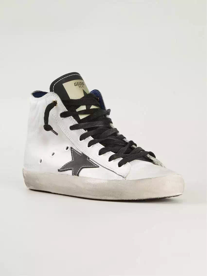 2015 Brand fashion flats Italy Golden Goose Superstar Fashion Shoes High Top Womens Mens Comfortable GGDB Sneakers<br><br>Aliexpress