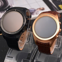2016 New Arrival K18 3G Smart Watch with Android 4.4, WCDMA WiFi Bluetooth SmartWatch GPS 1.4″ Display similar as Huawei watch