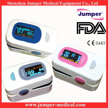 Brand New FDA CE marked pulse oximeters pulse oximetry SPO2 monitor with lanyard