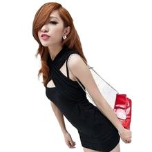 2015 Summer New Style Mutli Wear Black Fancy Nigthdress Sexy Lingerie Lenceria Solid Poplin Clubwears Sexy Costume Pajamas QQ325