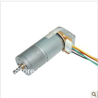 buy diy 6 24v dc gear motor encoder