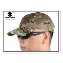 Buy Multicam EMERSON Baseball Cap Military Tactical Army Cap Anti-scrape Grid Fabric camouflage MC EM8560 Hunting Caps for $8.18 in AliExpress store
