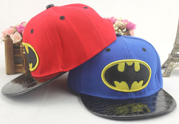 2015 Korean Retail Kids Baseball Caps Baby girls Hats & Caps Hip hop Leather along bat Cap Baby Boys Girls Peaked cap(China (Mainland))