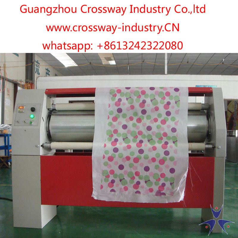 Roll to Roll Fabric Flag Transfer Printing Heat Press Machine(China (Mainland))