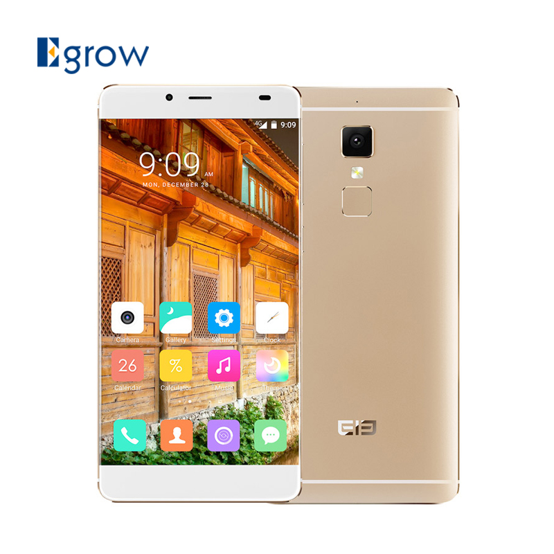 Original Elephone S3 MT6753 Octa Core Cell Phone Android 6.0 5.2 Inch Mobile Phone 3G RAM 16G ROM 13.0MP Camera Smartphone(China (Mainland))