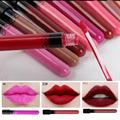Danimer 38 Colors Lips Makeup Set Long Lasting Matte Waterproof Lip Gloss Tint Liquid Lipgloss Lipstick