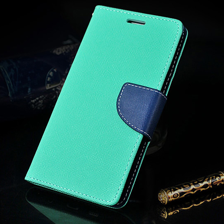 for samsung galaxy s6 case luxury flip leather wallet stand phone case cover for galaxy S6 mobile phone case
