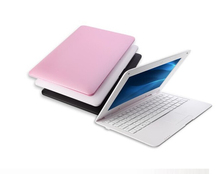 1pcs Mini laptop cheap netbook 10 inch Quad Core Android 5.1 notebook PC 512MB RAM 8GB ROM Kids laptops with free shipping(China (Mainland))