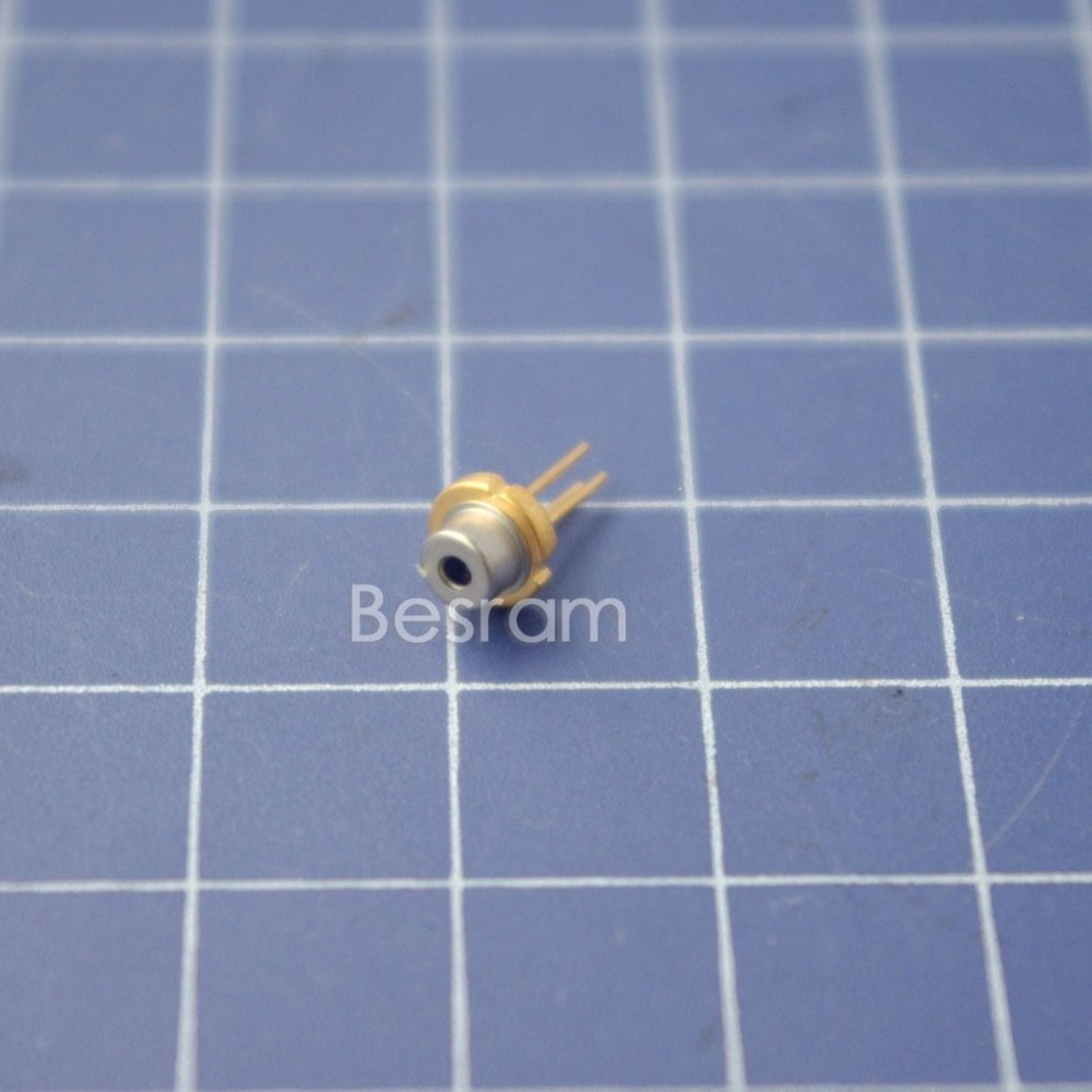 1pc TO-18 5.6mm 500mW 808nm/810nm Infrared IR Laser/Lazer Diode LD with PD(China (Mainland))