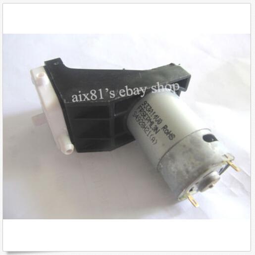 Постоянного тока 12В 18ВТ насос вакуумный Геттерный насос всасывающий насос олова посвящена до -0.085 МПа