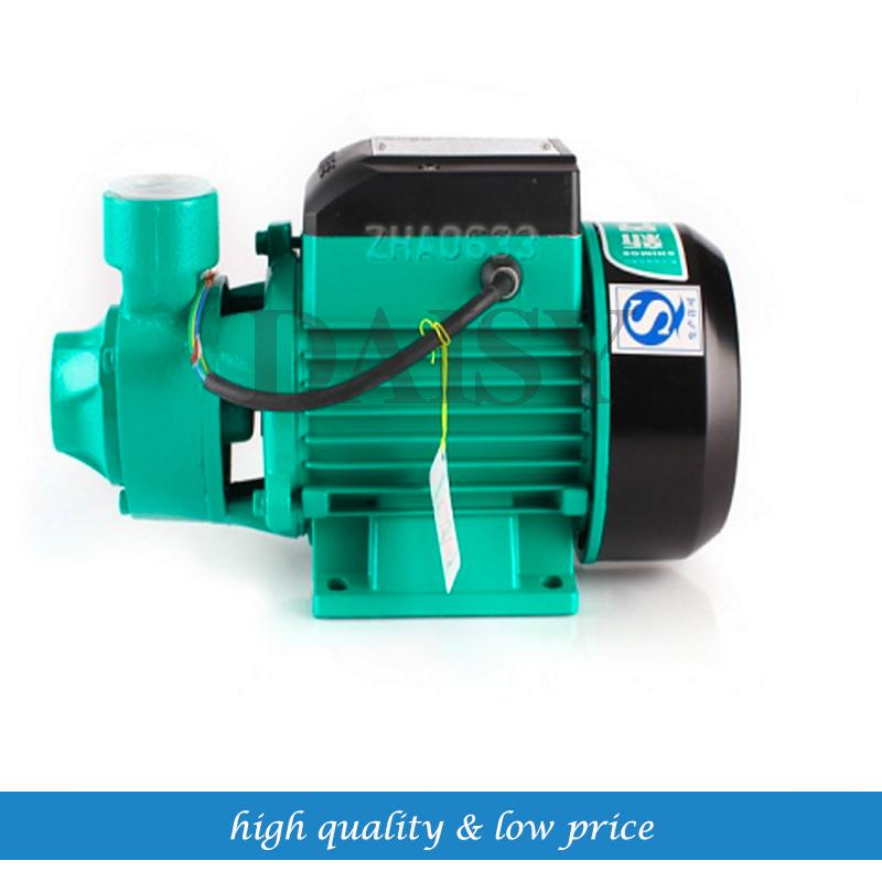 Electric Pressure pump rainwater QB60 32m head 35 L/min 8m suction