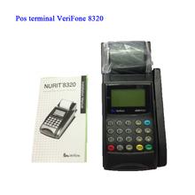 Original VeriFone Nurit 8320 wireless pos terminal machine(China (Mainland))