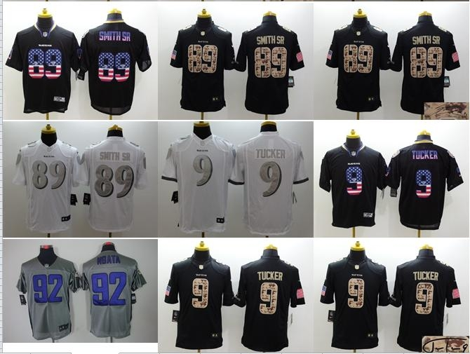NO-1 2016 Best Quality, Baltimore Ravens Flacco Tucker Webb Nick Boyle Steve Smith aLL players(China (Mainland))