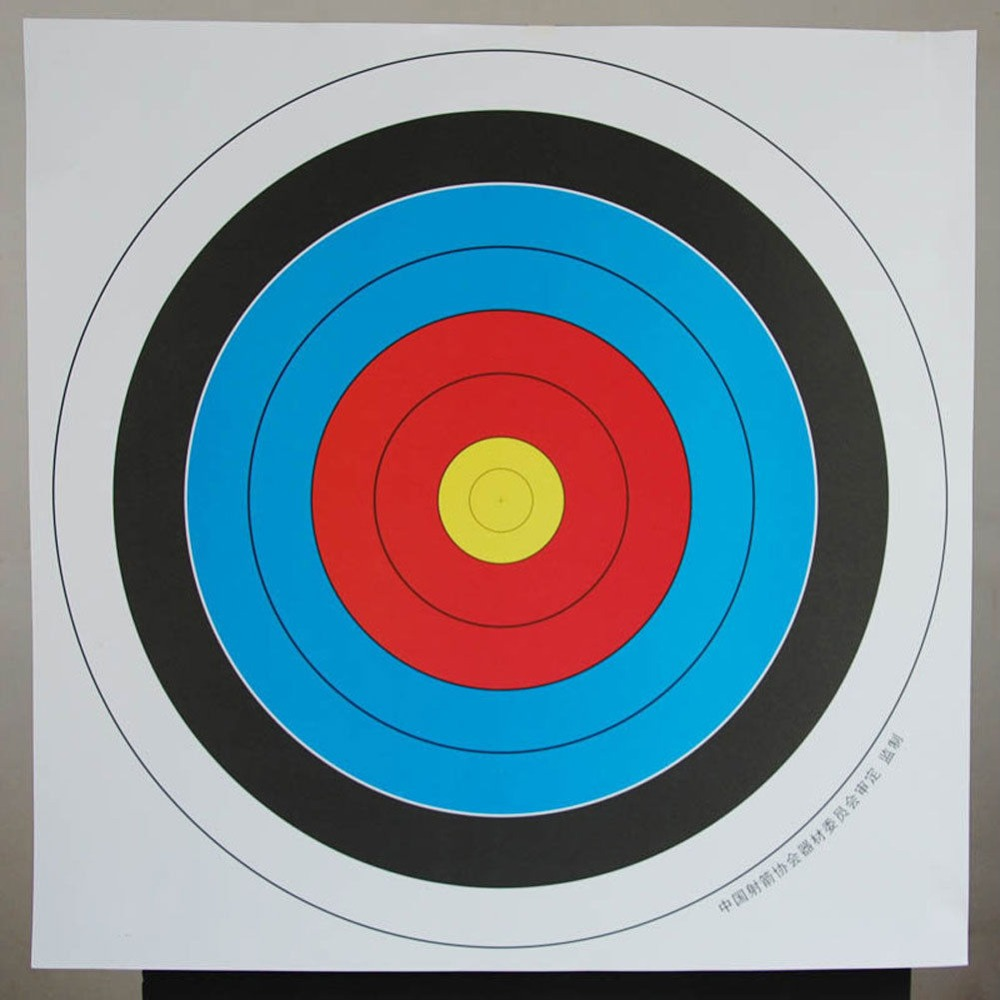 buy paper shooting targets Some shooters go to the range only when they need to sight in a gun these new shooting targets can help you get more out of your firearm.